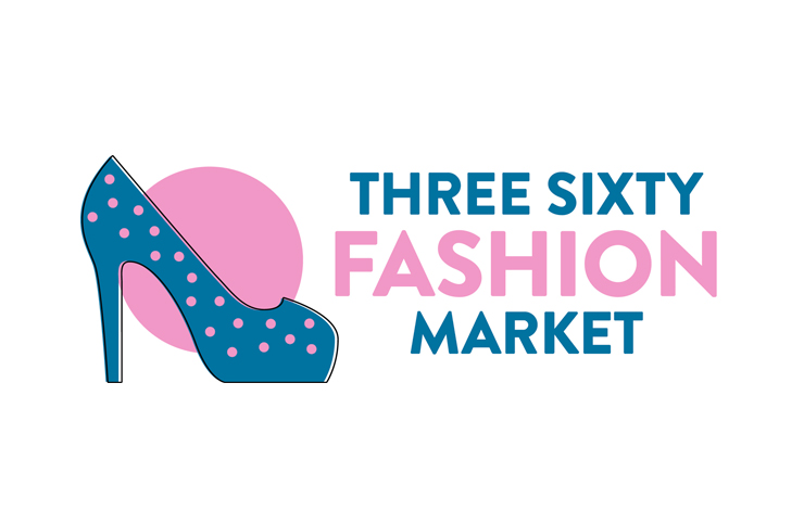 Three Sixty Fashion Market Icon